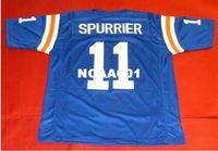 Wholesale florida football jersey resale online - Men FLORIDA GATORS STEVE SPURRIER CUSTOM College Jersey size s XL or custom any name or number jersey