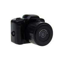Wholesale pc web cams - Hot Selling Y3000 Mini Camera HD 720P Mini Camcorder Portable Mirco DV HD PC Camera Micro Web Cam Thumb Small