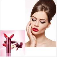 Wholesale lip plumping enhancer online - Abundant lip Sexy Magnifier Big Pump Lip Enhancer Plumper Beauty Plastic Enlarge Mouth Lips Enlargement Pump Plumping Bigger Lips Device