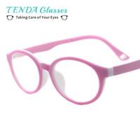 lente flexível venda por atacado-Óculos de sol para crianças Lentes de óculos de prescrição para menino