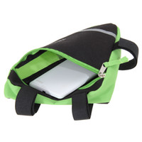 Wholesale red mtb saddles for sale - Group buy Waterproof Bicycle Bag Cycling Front Triangle Bag MTB Mountain Road Bike Tube Frame Pouch Case Tool Bag Holder Saddle