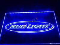 ingrosso neon luminoso di bud-LA001b- Bud Light Beer Bar Pub Club NR Luce al neon Signs.JPG