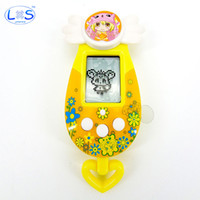 Wholesale Game Elf - (LONSUN)8 Style Elves Doll Ver Tamagochi Nostalgic Machine Game Virtual Cyber Pet Electronic Toy Funny Gift Kids Toys