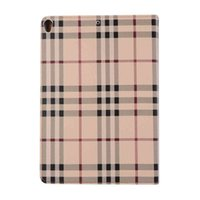 Wholesale china tablet thin for sale - Ultra Thin Cover For iPad Pro A1701 A1709 Case Plaid PU Leather For Apple ipad pro Tablet PC Cover Stylus Pen Film