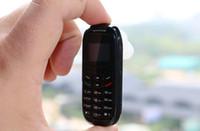 """vídeo de toque real venda por atacado-Nova moda BM70 0.66 """"300 mah magia voz estéreo bluetooth fone de ouvido fone de ouvido bolso desbloqueado estudante de telefone celular"""