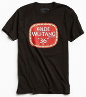 ingrosso magliette wu tang clan-Wu-Tang Clan OLDE WU-TANG 36 T-Shirt NUOVO 100% autentico