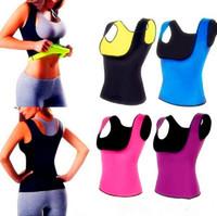 0cf7b6305d301 30pcs DHL Cami Hot Women s Hot Shapers Shirt S-2XL body shaper Weight Loss  Cincher Slimming Belts Tummy Trimmer Hot