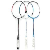 leichte badmintonschläger großhandel-Brave Sword 12 Badmintonschläger High-End Nano Carbon BS-12L Badmintonschläger Victor