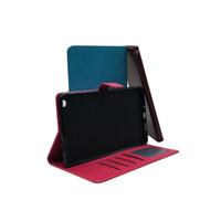 huawei mediapad için deri çanta toptan satış-PU Deri Yatay Standı Cüzdan Kapak Kılıf Kart Yuvaları Ile Huawei MediaPad M2 M3 Lite Gençlik Koruyucu Katlanabilir Tablet Çanta