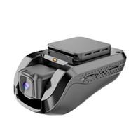 gps wifi 3g do dvr do carro venda por atacado-3G tempo real GPS Tracking Camera traço, dvr de carro de gravação de vídeo 1080p, visão noturna, built-in câmeras duplas (Original)