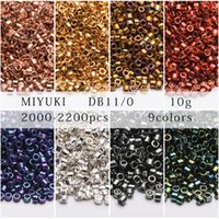 Wholesale accessories for bag making resale online - Z07 mm miyuki beads seed beads Japanese beads DIY accessories jewelry making supplies for jewelry g bag