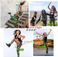 Wholesale Wholesale Yoga Clothing For Women - Womens fitness and yoga clothes legging pants 10pcs lot link for Wholesale