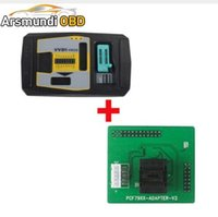 Wholesale fiat ecu - VVDI PROG Programmer V4.6.6 VVDIPROG Auto ECU Flash Programmer Diagnostic Interface Original From Xhorse Manufacture