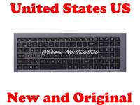 клавиатура с одним штатом оптовых-Клавиатура ноутбука для Raytheon 911 Targa T6A T6B T6C 15.6 США / английский Новый и оригинальный