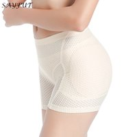 20631ee947 SAYFUT Butt Lifter Padded Panty - Enhancing Body Shaper For Women -  Seamless Breathable Hip Control Perfect Curve Shape Panties