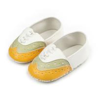 ingrosso pattini di plastica del bambino-Primavera e autunno antiscivolo Mezze scarpe di plastica per bambini 0-1 anni uomini e donne Bambino bambino scarpe Wild bambini
