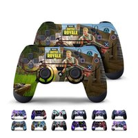 Wholesale wholesale game rooms - DATA FROG PS4 Game Handle Sticker Personality The Fortress Night Fortnite Decorative Paster Suit Multi Pattern 7 2yj Ww