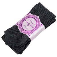 зимние теплые леггинсы оптовых-Newest Fashion Women's Winter Warm Knied Leggings Thick Slim Fiing Stretchy Leggings Dark Grey