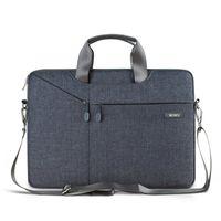 macbook pro luva impermeável de 13 polegadas venda por atacado-WIWU 13.3 Polegada Laptop Bag 15.4