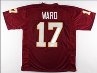 Wholesale florida football jersey for sale - Group buy Men SEMINOLES FLORIDA STATE Charlie Ward CUSTOM College Jersey size s XL or custom any name or number jersey