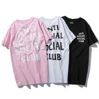 Wholesale mens plain tee shirts - Summer New T Shirt Mens Black White Short Sleeve Tees European American Plain Casual T Shirt Male Hip Hop Tee