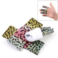Wholesale ground sleeve - Single Finger Anti Grinding Nursing Finger Sleeve ger Protection Portable Outdoor Sports Accessories Equipment Elastic Skin Protect 7 5gf bb