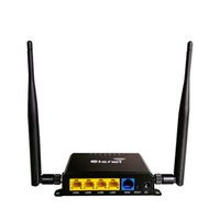 tarjeta del sim del ranurador del módem sin hilos al por mayor-Cioswi WE826-Q 3G módem 4G con ranura para tarjeta sim 4G lte Router Wifi 2.4ghz al aire libre inalámbrico función de vigilancia watchdog