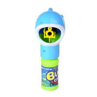 lampe de musique eau achat en gros de-Hot Bubble Gun Jouets LED Dauphin Musique Lampe Light Bubble Machine Mignon Cartoon Animal Automatique Savon Eau Soufflant Jouets