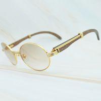 мужские солнцезащитные очки имена оптовых-2018 Sunglasses Men New Wooden Vintage Classic Sunglass  Sunglasses Brand Name Different Wood Holiday Summer Shade