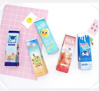 Wholesale 5 Style Student Pencil Bag Cute Large Capacity Creative Pencil Case Kawaii Stationery Bag Pen Bag Nice Gift For Children