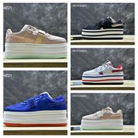 598eaedb865 Sapatos Vandal 2K dupla espessura meninas exclusivo Vandal 2X Sapato das mulheres  sapatos de plataforma de aumento de tamanho euro 36-39 com caixa