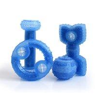 balles pour haltères achat en gros de-Jouets pour animaux de compagnie Ice Frozen Toy Toilettage Nettoyage Sagesse Non Toxique Tastyeless Security