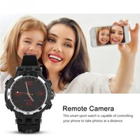 память для телефона оптовых-Smart Watch Music Playing Phone Call Message Remind Sleep Monitor Anti-lost 8GB Memory Waterproof Pedometer Watch