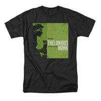 Wholesale monks clothing - Thelonious Monk Men s Work Brand Cotton Men Clothing Male Slim Fit T Shirt