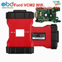 Wholesale 1996 audi for sale - Full Chip For Ford VCM2 Professional OBDII Diagnostic Tool VCM Wifi Verision For Ford Mazda Scanner For Ford VCMII