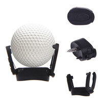 Wholesale golf grip aid - Mini Golf Ball Pickup Aids Grabber Back Saver Claw Put On Putter Grip Portable Retriever Collectiors For Outdoor Sports 2 9hz ZZ