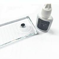 einzelne wimpern kleben großhandel-Seashine Sensitive Individuelle Wimpern kleben Makeup Tools starke dämpfe für 10 ml Pro Wimpern Kleber Verlängerung Kleber für Wimpern kostenloser versand
