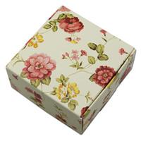 caixa de papelão venda por atacado-40 pçs / lote papelão kraft diy presentes do partido do favor do casamento caixa de pacote para sabonete artesanal jóias caixas de embalagem de doces de armazenamento