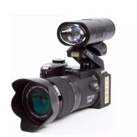 modes de caméra achat en gros de-PROTAX POLO D7200 Appareil photo numérique à zoom optique 24X 33MP PLEIN HD1080P Caméscope professionnel avec éclairage complémentaire et mise au point automatique