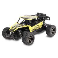 ingrosso macchine per batteria rc-Jule RC Car 2.4 GHz Radio Remote Control 1:18 Modello in scala auto giocattolo con batteria ad alta velocità Off Road Speed 20 km / h giocattolo RC passeggini + NB