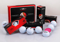 Wholesale Golf Ball Specials - Wholesale-Top quality Professional Golf Balls Special golf competition balls 12pcs lot