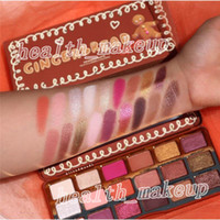 Wholesale tray colors for sale - Group buy Eyeshadow Free Ship Too Quality Faced Gingerbread Spice Eye Shadow Tray Palette Colors Makeup Sweet Peach Pallete Chocolate Shimmer