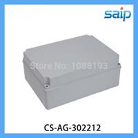 ingrosso cina impermeabile della scatola-Fornitore della porcellana della scatola impermeabile ABS / PC di vendita calda 240 * 190 * 125mm (SP-302212)