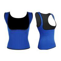 cfb138e0cd Woman Neoprene Body Shapers Vest Waist Trainer Slimming Vest Shapewear  Weight Loss Waist Shaper Corset Tops Underwear Clothe