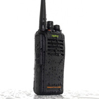 Wholesale uhf station - RADTEL RT-67 UHF 400-470 MHz Professional handheld Waterproof transceiver two way radio station Walkie Talkie Rechargeable