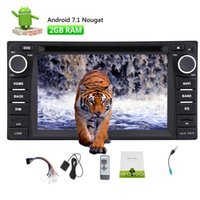 Wholesale system units - Android 7.1 Autoradio Stereo System in Dash Car DVD Player Double 2din GPS Navigation Octa-core Bluetooth Car Radio Video Head Unit Vehicles