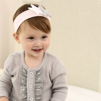 Wholesale hair korea online - Baby cotton headbands korea style Star hairbands Elastic Hairbands for Girls Children Headwear Hair Accessories KHA643