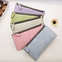 12a730b963e95 AUTEUIL Retro pu leather Women s Purse Ladies Wallet Long Money Bags Simple  Style Thin Wallets Female Card Holder Low price Sale