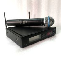 Wholesale best sing - Wireless microphone singing karaoke stage high-quality audio and best clear wireless microphone