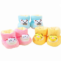 Wholesale toddler training shoes for sale - Group buy Cartoon Baby Shoes for Boys Girls Shoes for Kids Spring Footwear Newborns Babies Toddler Girl Training Children
